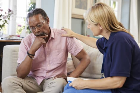 Caring for Patients Who Have Dementia